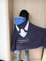 Anime Honkai Impact 3rd Yae Sakura Fleece Cloak Blanket Hooded Costume Warm Cute