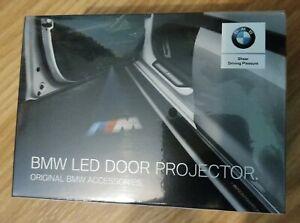 BMW OEM LED Porte Logo Projecteur - M - Tous les Modèles Usine Emballage