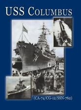 USS Columbus (CA-74) (Paperback or Softback)