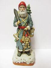 "Santa's Helper - ""Toymaker"" - The Shackman Collection, by Schmid * cir.1986 *New"