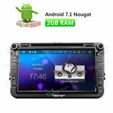Autoradios et façades android pour véhicule GPS VW