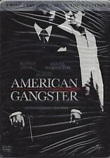 Dvd Steelbook «AMERICAN GANGSTER» Metal Box 2 Disc Extended Collector's Edition