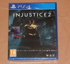 INJUSTICE 2 (ITALIANO) (Nuovo) per Console Sony Playstation 4 PS4