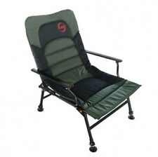 Fishing Armchair - Foldable For Easy Transport And Storage, Strong Steel Frame