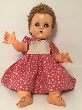 Betsy Wetsy Baby Doll Ideal Vintage