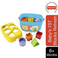 Fisher-Price Baby's 1ST Blocks  Educational Toy For Kids