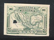 ubb61 Mexico 1915, color proof/essay, unwmk ,  MNH