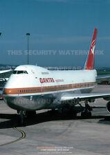 QANTAS BOEING 747 238B 1982 SYDNEY A3 POSTER PRINT PICTURE PHOTO IMAGE x