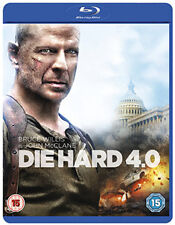 DIE HARD 4 - BLU-RAY - REGION B UK