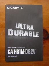 MASCHERINA-staffa-IO SHIELD #157249 Gigabyte ga-h81m-s1 rev.2.0