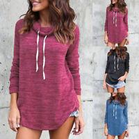 Hot Women Knitted Cardigan Loose Sweater Jacket Coat Sweater Long Sleeve Outwear