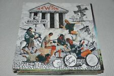 Newton Family - Marathon - Pop 80s 80er - Album Vinyl LP