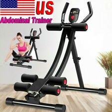Abdominal Exercise Machine Workout Trainer Fitness Body Gym Equipment Universal