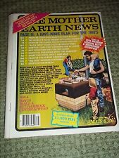 """Vtg. Back Issue """"The Mother Earth News"""" Magazine, No. 75, May/June 1982"""