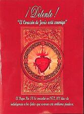 Detente Enemigo El Corazon de Jesus esta Conmigo 15251