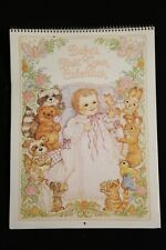 Baby's 1st Year Spiral Calendar 1982 Current Unused