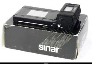 Sinar Zoom 6x7 Cassettes  4x5 120 220