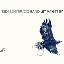TEDESCHI TRUCKS BAND Let Me Get By (Cardboard Digipak) CD NEW