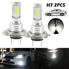 2X H7 LED Bulbs Super White Xenon Headlight Set High Low Beam Car Headlamp UK
