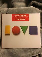 Love Is A Four Letter Word von Jason Mraz (2012) - Neu & OVP