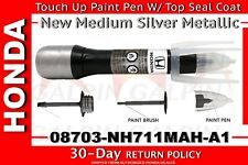 Genuine OEM Honda Touch-Up Paint Pen - NH-711M New Medium Silver Metallic