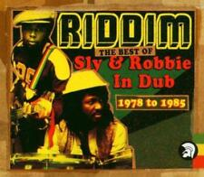Sly And Robbie - Riddim: The Best Of Sly And Robbie In Dub 1978-1985 (NEW 2CD)