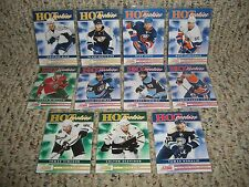 22 CARD LOT 2011-12 SCORE NHL HOCKEY ROOKIE CARDS (RC).... free shipping