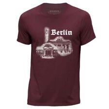 Herren-T-Shirts mit Rundhals-Ausschnitt aus Berlin Strumpfhose in Größe XS
