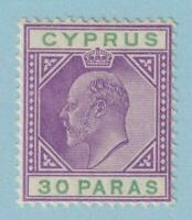 CYPRUS 39  MINT HINGED OG * NO FAULTS EXTRA FINE !