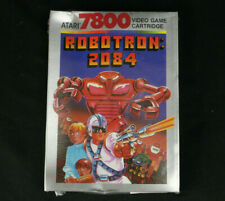 Robotron: 2084 Atari 7800 1982 Williams Arcade Game Brand New & Factory Sealed!