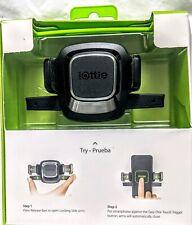 Iottie Easy 4 Vent Mount Mobile One Touch Teléfonos Inteligentes Negro