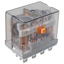 Leistungs-Relais 12V~ 4xUM 23 Ohm 250V~/12A Finder 56.34.8.012