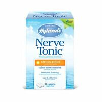 Hylands Nerve Tonic Quick-Disolving Tablets 50 Ct