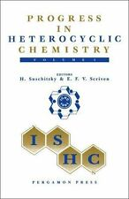 Progress in Heterocyclic Chemistry: A Critical Review of the 1990 Literature Pre