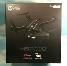 Holy Stone HS700D GPS Drone 5G WiFi FPV 2K FHD Camera Brushless Motors Follow Me