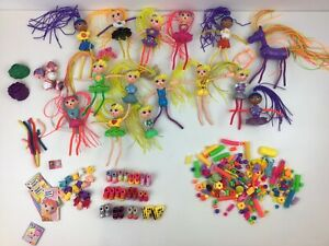 HUGE Betty Spaghetty Bundle 14 Dolls Plus Accessories Dakota Horse XL Bundle