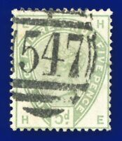 1884 SG193 5d Dull Green K23 HE Good Used Kidsgrove 547 CV £210 amrr