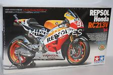 Tamiya Moto Honda RC213V Repsol 14 1/12 14130