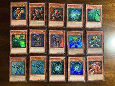 Yugioh: 45 cards Genex Deck **HOT**