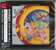 RASCALS-THE ISLAND OF REAL-JAPAN CD C41