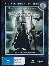 Van Helsing R4 DVD Brand New Sealed
