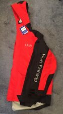Huk Fishing Men's Tournament Jacket Black Red XXL