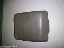 LAND ROVER DISCOVERY 300 TDI CUBBY BOX LID WITH CUP HOLDERS TAN(A2)