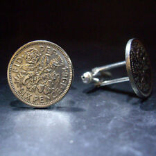 Mixed Metals Cufflinks without Stone for Men