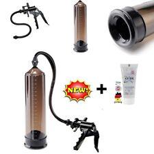Penispumpe 13. FirePump BLACK + Gel + Scherengriff Penisvergrößerung Potenzpumpe