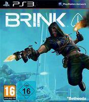 Brink - Ego Shooter für Sony Playstation 3 Ps3 Neu/Ovp