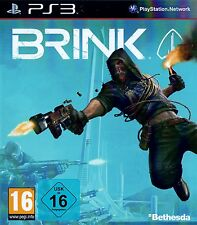 Brink - Ego Shooter für Sony Playstation 3 Ps3 Neu/Ovp