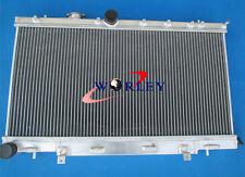 ALUMINUM RADIATOR For SUBARU IMPREZA WRX GDA/GGA;STI GDB/GGB EJ20 02-07 03 04 05