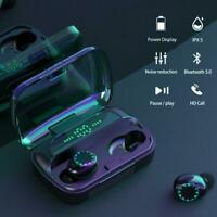 F9 Bluetooth 5.0 Mini Sport Earphones TWS Wireless Headphones Earbuds Headsets