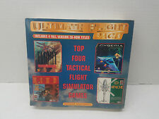 Ultimate Flight Pack PC Games Hind Flight Unlimited Cyberia Apache Helicopter